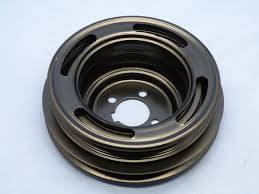90-91 Mazda Miata New OEM Crankshaft Pulley/Harmonic Balancer, B6S7-11-401A - Image 2