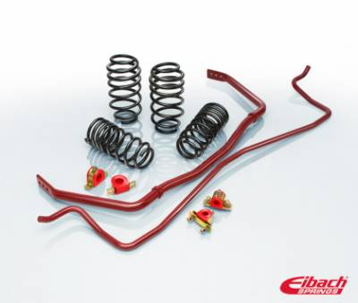 New Miata Parts '99-'05 - Suspension, Chassis, Steering, Brakes - Eibach Pro Plus-Kit lowering springs and sway bars for 99-05 Mazda Miata