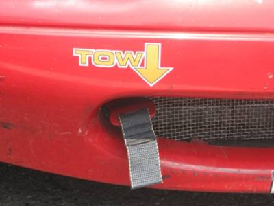1990-2005 Miata Tow Hook - Lightweight Front Version - Image 4