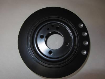 91-93 Mazda Miata New OEM Long Nose Crankshaft Pulley/Harmonic Balancer, b6s8-11-401 - Image 2