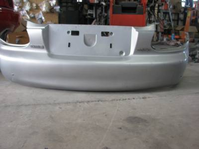 Miata 99-05 - Body, External Inc. Lighting - '99 - '05 Rear Bumper Cover