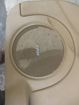 '01-'05 Tan Bose Door Panel Passenger side - Image 4