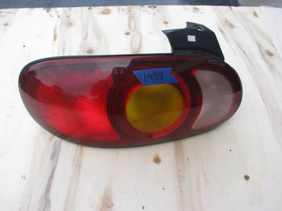Miata 99-05 - Body, External Inc. Lighting - NB ('99-'00) Driver Side Tail Light Assembly