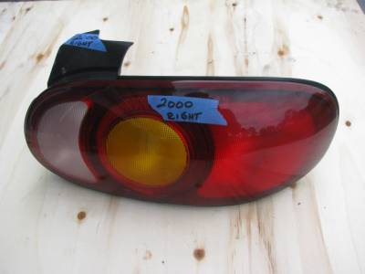 Miata 99-05 - Body, External Inc. Lighting - NB ('99-'00) Passenger Tail light