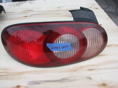 Miata 99-05 - Body, External Inc. Lighting - NB ('01-'05) Driver Side Tail Light Assembly