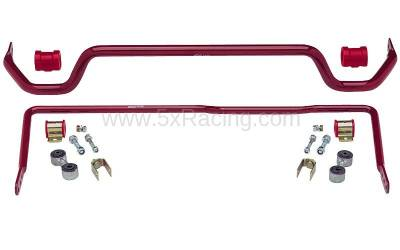 New Spec Miata Parts '99-'05 - Suspension, Chassis, Steering, Brakes - Eibach Anti Roll Bar Kit for 1999-2005 Spec Miata