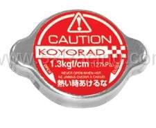 New Spec Miata Parts '99-'05 - Engine & Accessory Components - Koyo 16psi Radiator Cap