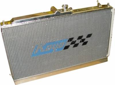New Spec Miata Parts '99-'05 - Engine & Accessory Components - Koyo Racing R-Core Radiator for 1999-2005 Mazda Miata