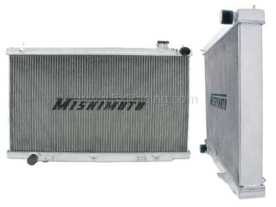 New Spec Miata Parts '99-'05 - Engine & Accessory Components - Mishimoto Performance Aluminum Radiator for 1999-2005 Mazda Miata