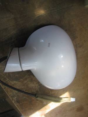 Miata 90-97 - Miata Body, External Inc. Lighting - 90-97 Miata Driver Power Mirror