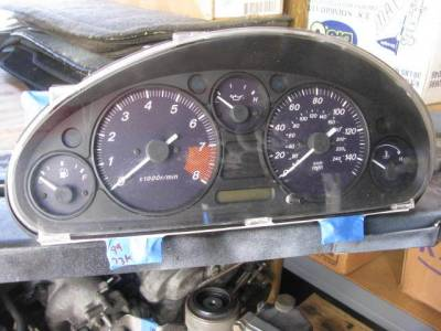Miata 99-05 - Electrical, Engine and Body - Miata 99-00 Gauge Cluster