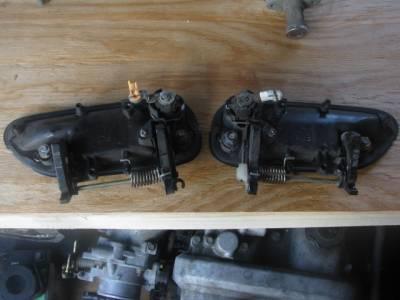 Miata '99-'00 Lock Set - Image 1