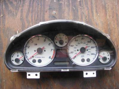 Miata 99-05 - Electrical, Engine and Body - Miata 01+ Gauge Cluster, Fits '99-05