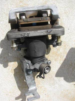 Miata 2006+ - Suspension, Chassis, Steering, Brakes - Miata 2006 Left Rear Brake Caliper
