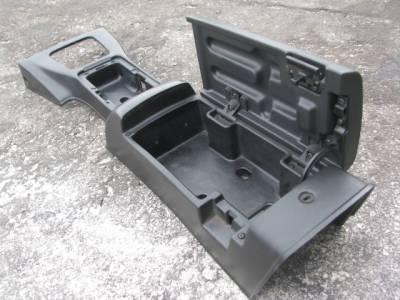 '90-'97 Miata Center Console, Black - Image 2