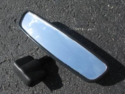 Miata 90-97 - Body, Internal Inc. Seats, Dash, AC, Tops - NA'90-'97Rear-view mirror