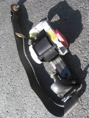 Miata 99-05 - Body, Internal Inc. Seats, Dash, AC, Tops - 01-05 NB Seat Belt Assembly