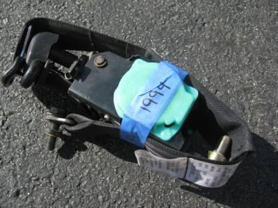 Miata 99-05 - Body, Internal Inc. Seats, Dash, AC, Tops - 1999-2000 Seat Belt Assembly