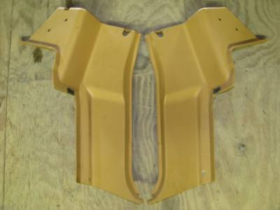 Seat Belt Tower Trim '90-'97 - Image 3