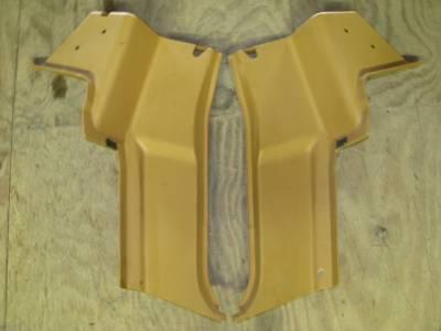 Seat Belt Tower Trim '90-'97