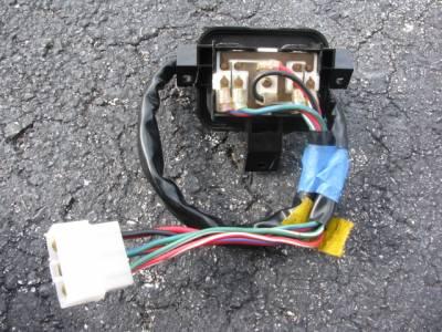Power Window Switch '90-'97 Miata