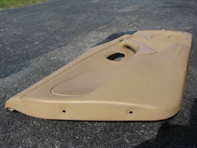 '01-'05 Tan Bose Door Panel Driver side - Image 2