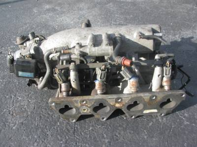 Miata 90-97 - Engine & Accessory Components - 1.6 Intake Manifold '90-'93