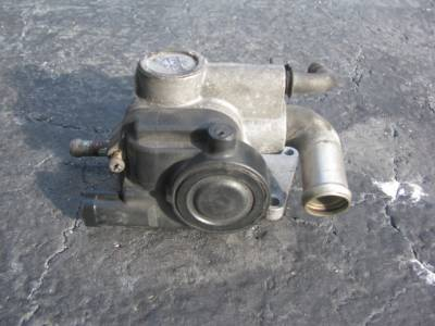 Miata 90-97 - Engine & Accessory Components - Idle Speed Control Valve '90-'93 Miata