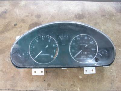 Miata 90-97 - Electrical, Engine and Body - 90-93 1.6 Gauge Cluster