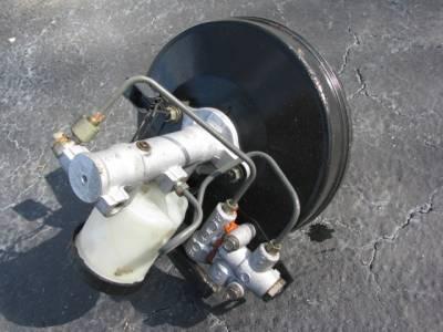 Brake Master Cylinder and Booster '99-'00 - Image 4