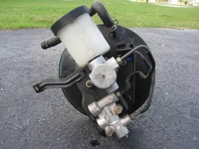 Brake Master Cylinder and Booster '01-'05 - Image 2