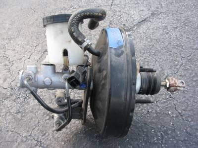 Brake Master Cylinder and Booster '01-'05