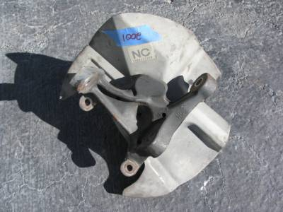 '01 - '05 Front Hub With Spindle - Image 2