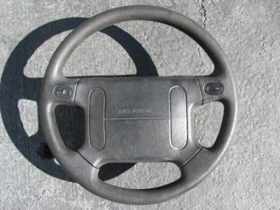 Miata 90-97 - Suspension, Chassis, Steering, Brakes - '90-'97 Vinyl Steering Wheel, No Airbag
