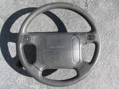 '90-'97 Vinyl Steering Wheel, No Airbag - Image 1