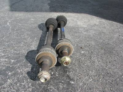 '04 Mazdaspeed LSD 4.1 ratio Rear Differential with MazdaSpeed CV Axles - Image 4