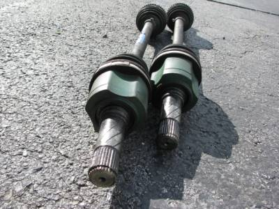'04 Mazdaspeed LSD 4.1 ratio Rear Differential with MazdaSpeed CV Axles - Image 5