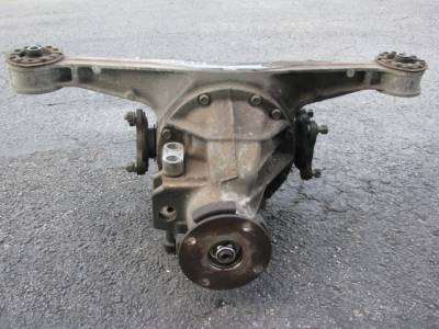 Miata 90-97 - Drivetrain, Transmission, and Differential  - '94-'97 Limited Slip Differential (TORSEN)  4.1 Ratio