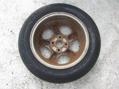 """14"""" by 6"""" 5 Spoke Wheel"""
