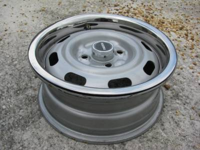 "Miata 90-97 - Wheels & Tires - 14"" by 5.5"" Steel Miata Wheel"