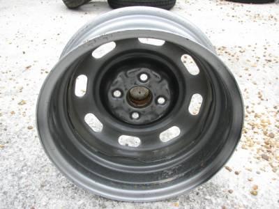 """14"""" by 5.5"""" Steel Miata Wheel - Image 2"""
