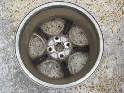 "15"" by 6""  5 Spoke Wheel - Image 2"
