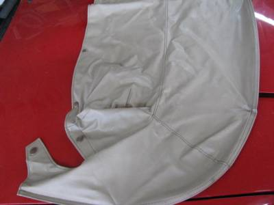 '99 - '05 light tan (parchment) convertible boot cover