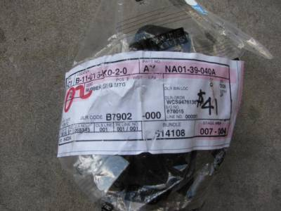 90-05 New OEM Mazda engine rubber mount - Image 1