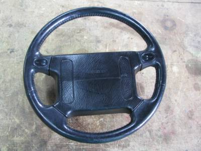 Miata 90-97 - Body, Internal Inc. Seats, Dash, AC, Tops - '90 - '97 Leather Steering Wheel with air bag