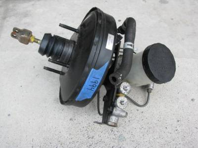 Miata 90-97 - Suspension, Chassis, Steering, Brakes - Brake Master Cylinder and Booster '90-'97
