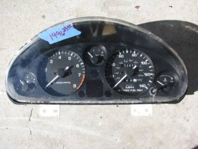 Miata 90-97 - Electrical, Engine and Body - '94-'97 1.8 Gauge Cluster