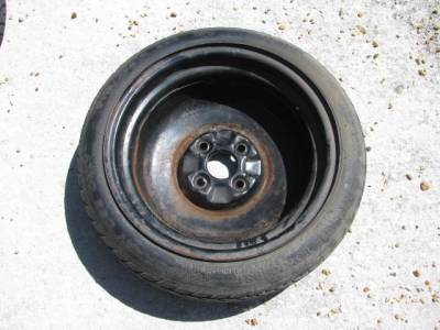 Miata 99-05 - Wheels & Tires - Spare Tire