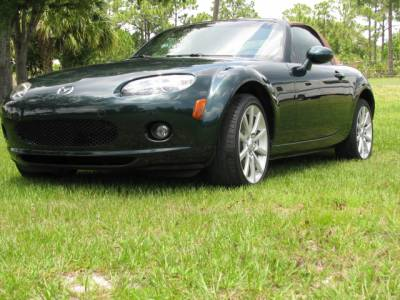 Pre-Owned Vehicles - 2008 highly optioned Touring Model Miata with only 8,800 miles! - SOLD