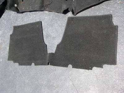 '90-'97 Miata Carpet Set, Black - Image 3